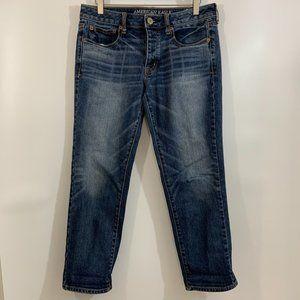 American Eagle Jeans Boy Crop 6 Stretch